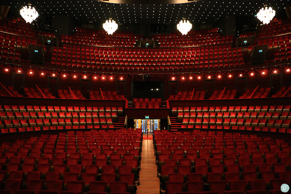 Cirque Éloize in Carré
